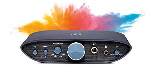 iFi Zen Can Signature - Amplificador y preamplificador de Auriculares de Escritorio equilibrado con Salidas de 4,4 mm