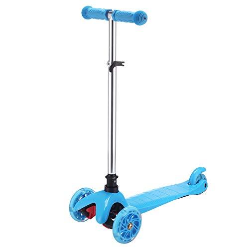 Dispagay - Patinete de tres ruedas para niños, ideal para niños mayores...