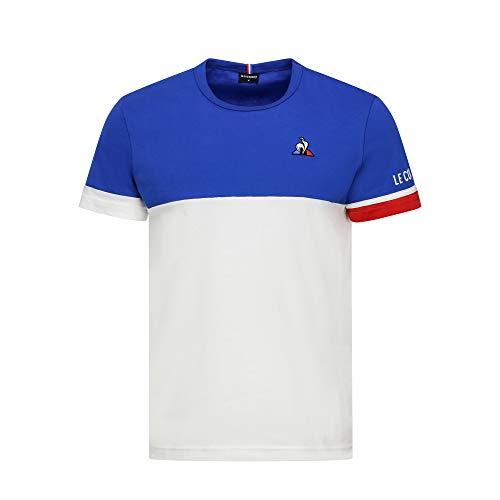 Le Coq Sportif Tri tee SS N°1 - Camiseta Hombre