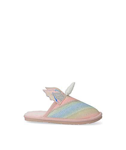 Ninguno - Zapatilla Unicornio Sintético Niñas Color: Multicolor Talla: 32