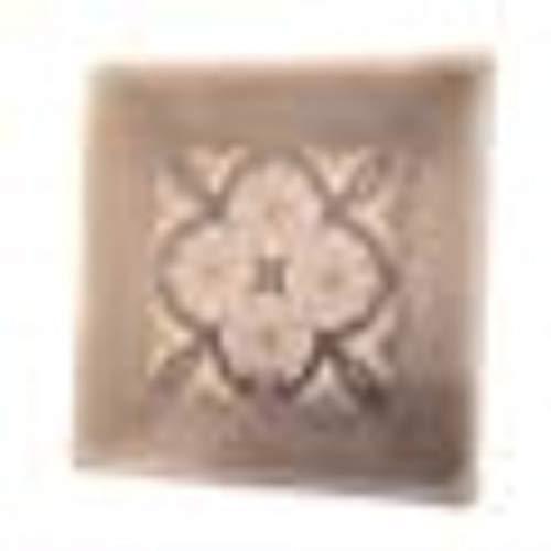 Orval Créations Lot de 2 Coupelles Au Fil du Temps - Motif Mosaïque - en céramique