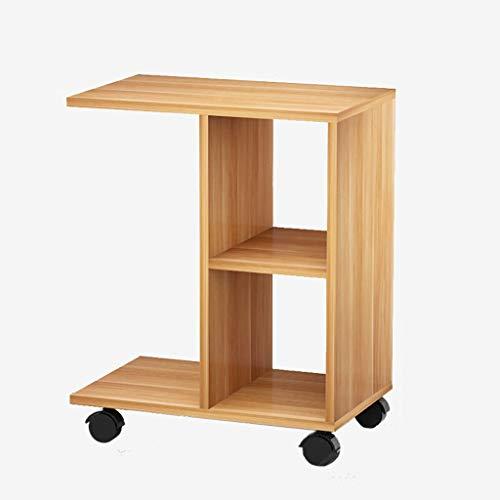 OMYLFQ Mesa de café Elegante y Creativa Mesa de Centro móvil Mesa de sofá pequeña Mesa de Centro de Oficina en casa Mesa de té