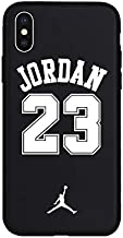 1 piece Brand NEW Sport Culture Jordan 23 Soft TPU Silicone Case for iPhone 6 6s Plus 7 7Plus 8 8Plus X Xs Max XR 5 5s SE Phone Cover