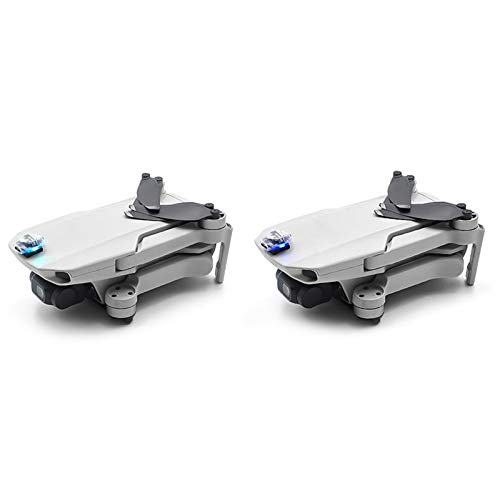SHEAWA Juego de 2 luces LED recargables para DJI Mavic Mini Drone