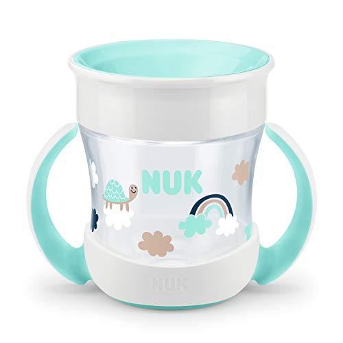 Copo Mini Magic Cup 360º com Alça NUK Evolution 160ml– Neutral, NUK, Branco