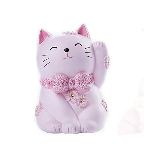 Sparschwein/Spardose Lucky Cat Piggy Bank Dekoration Sparschwein Sparschwein Weihnachten, Beste Geburtstags-Wahl Sparschwein für Mädchen
