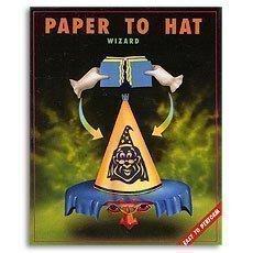 Papier en Chapeau de sorcière