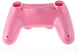 Plastic Hard Housing Case Shell Cover Replacement for Sony Playstation 4 PS4 DualShock 4 Controller Pink by CPTCAM [並行輸入品]