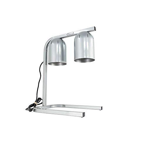 Nemco Two Bulb Freestanding Heat Lamp - 120V