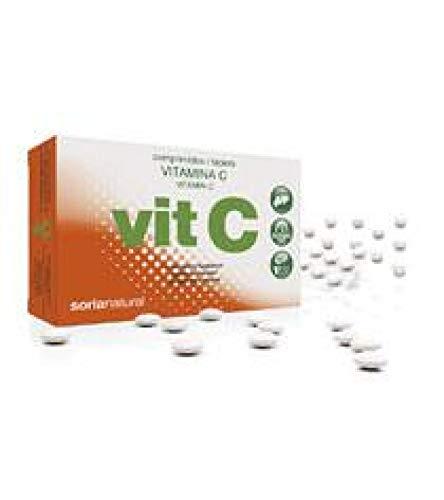 Retard Vitamina C 36 comprimidos de Soria Natural