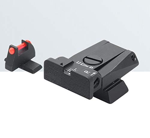 Amazing Deal LPA SIGHTS Set Sight for H&K USP 40, USP 45, HKP8 - SPR49HK7F