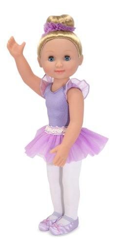 Melissa & Doug Alexa – Ballerina-Puppe