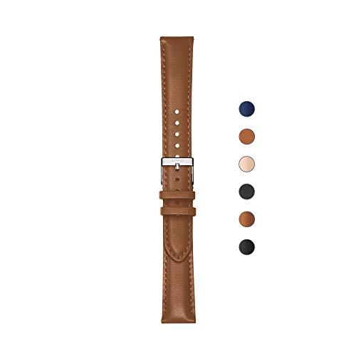 Auch gut in der Welt Withings Armband, Braun – Boucle Argentée – Bombé