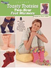 Foot warmers as unique push presents