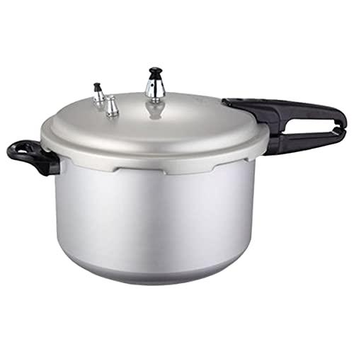 JKGHK Olla A Presión, 7 litros, Aleación De Aluminio Apto para Todo Tipo De Cocina Incluida Inducción