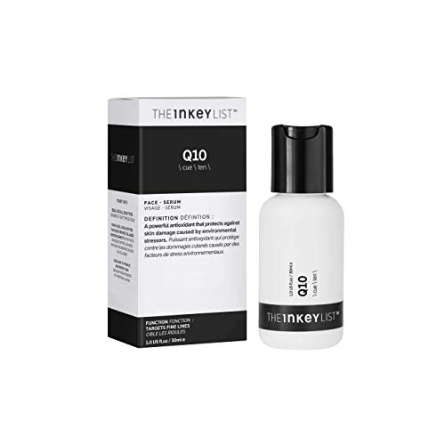 The Inkey List Q10 antioxidant serum.