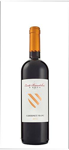 Friuli Grave D.O.C. Cabernet Franc 2014 Conte Brandolini D'adda Rosso Friuli Venezia Giulia 12,5%