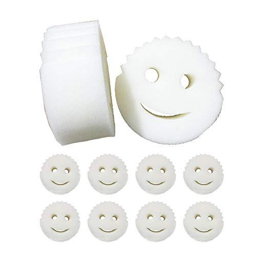 Hangarone Schaumschwamm, 10PCS Ölabsorbierende Schwämme, Schaumschwamm-Whirlpool Und Schwimmbad Ölabsorbierender Schwamm Für Schwimmbad-Whirlpools Spa-Filter, Wartungskit Und Zubehör