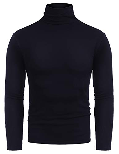 How to Wear a Turtleneck Sweater Men's