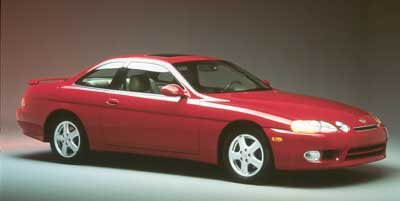 1999 Lexus SC400, 2 Door Coupe ...