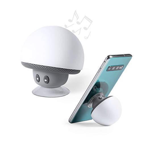 Lote 20 Altavoz con Original Diseño SETA Bluetooth® + Soporte Móvil -...