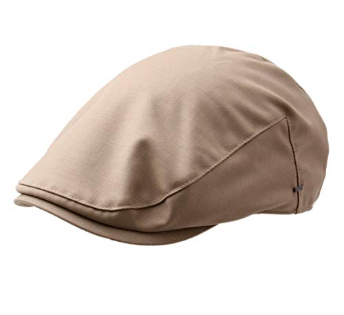 Bailey of Hollywood - Béret - Casquette Plate Homme Dormer - Taille L