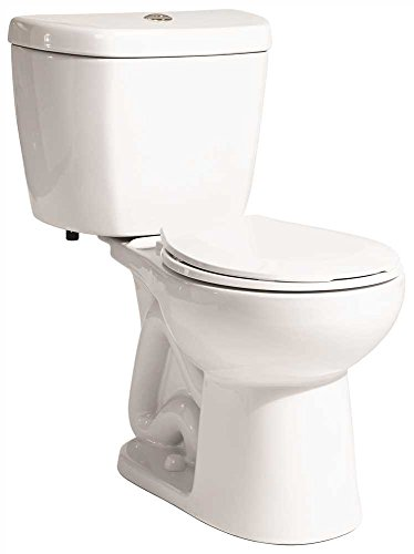 "Niagara Conservation Toilet Elongated, High Efficiency, Round Ada 17 "" H Chrome 17 "" H 0.8 Gpf"