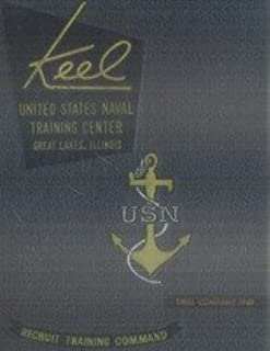 (Custom Reprint) Yearbook: 1966 US Navy Recruit Training Command - Keel Yearbook (Great Lakes, IL)