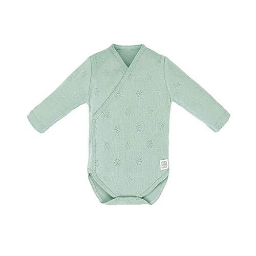 Minutus Body Cruzado bebé, Hole (Mint, 0-1 mes)