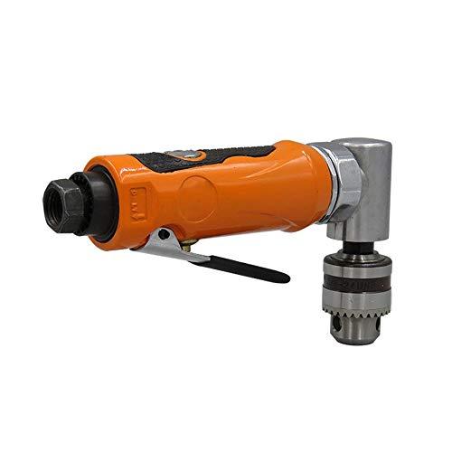 90 ° Elbow Luchtdrukboor, 6mm Angular Wind boormachine, 1/4 Luchtdrukboor