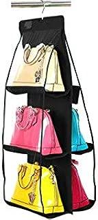 Handbag And Shoe Hanging Storage Holder