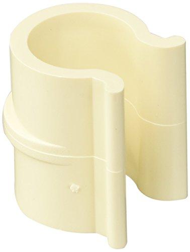 Maniver arc105Clips in platstica fermatelo für Gewächshäuser, 20mm, 10Stück, weiß