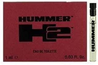 Hummer H2 by Hummer for Men 0.03 oz Eau de Toilette Sampler Vial