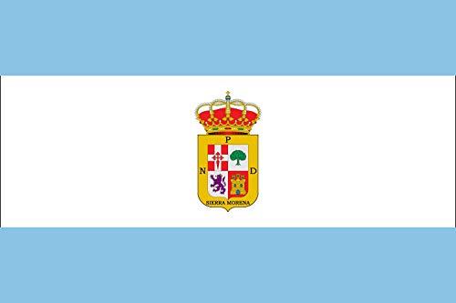 magFlags Bandera Large Montizón, Jaén, España | Bandera Paisaje | 1.35m² | 90x150cm