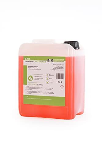 Entkalker Universalentkalker im 5 Liter Kanister für Kaffeemaschinen und Vollautomaten | universell einsetzbar zur Gerätereinigung (5 Liter)