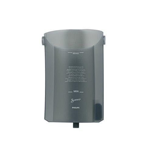 Philips Electronics 422225948663 HD5011/01 ORIGINAL Wassertank Wasserbehälter Tank Softgrau 755ml z.T. SENSEO HD7810 HD7811 HD7812 HD7813 Kaffeeautomat Kaffeepadmaschine Kaffeemaschine