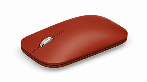 Srfc Mobile Mouse Comm Poppy Red