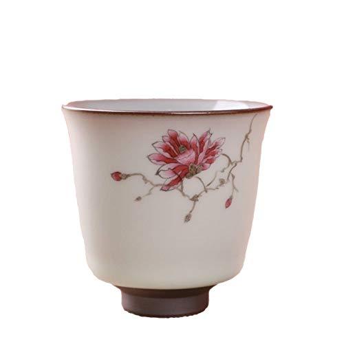JYSS Sac Cosmétique Voyage Artefact Corée Petit Sac De Rangement Frais Paresseux Cordon Sac Cosmétique Épaissi Rayures Roses Fraîches Blanches
