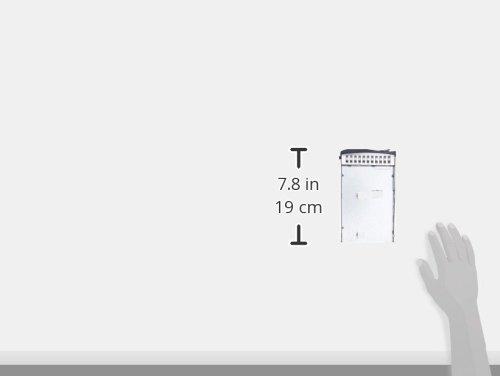 """Supermicro MCP-220-00043-0N - Caja de Disco Duro para 2.5"""" y 3.5"""" (Server, 2.5""""), Plateado 2"""