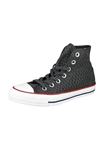 Mandriles Conversar Ganchillo 551539C All Star Negro Casi Negro, Converse Schuhe Damen...