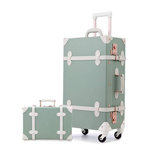 Unitravel Vintage Trunk Luggage ...