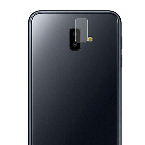 Vaxson 2 Unidades Protector de Lente de Cámara, compatible con Samsung Galaxy J6+ SM-J610FN/610G/J610G/J610G J6 Plus [No Vidrio Templado Carcasa Case ] Película Protectora Film Guard