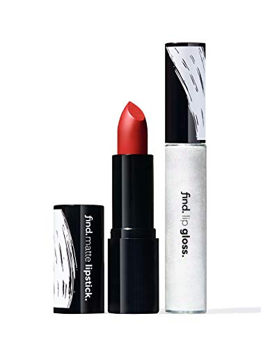 FIND - Top Secret (Rossetto effetto matte n.9 + Lucidalabbra n.8)