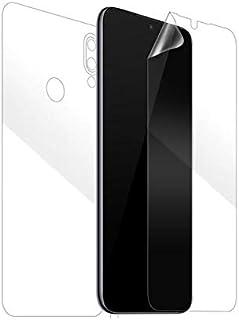 شاشة حماية 360 مصنوع من الجيلاتين من الأمام وظهر شفاف لهاتف شاومي ريدمي نوت 7 / نوت 7 برو