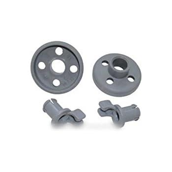roulette de panier inferieure x 1 pour lave vaisselle BOSCH B//S//H SIEMENS