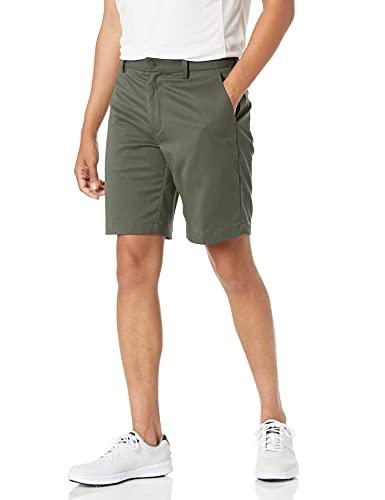 Amazon Essentials Men's Slim-Fit Stretch Golf Short, Olive, 36