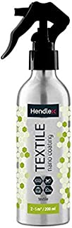 Hendlex Universal Waterproof Spray for Shoes and Fabric Protector | For Car Leather, Suede Shoes, Baby Seats, Clothing 6.76 oz