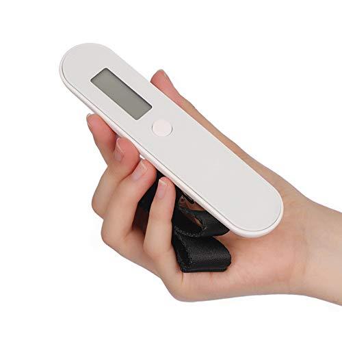 LIHUAN Báscula De Equipaje Báscula Electrónica Portátil Mini Báscula Portátil De Alta Precisión Portátil