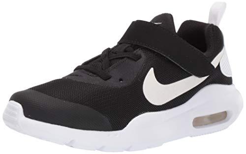 Nike Air Max Oketo (PSV), Baskets garçon, Noir (Black/White 002), 31 EU