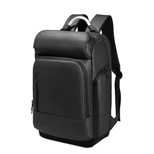 Qi Peng USB-Lade-Multifunktionsrucksack 15 Zoll Laptop Outdoor Travel Freizeit Rucksack wasserdicht verschleißfest atmungsaktiv Business Work Rucksack Männer und Frauen Rucksack